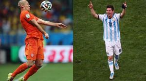 Нидерланды — Аргентина