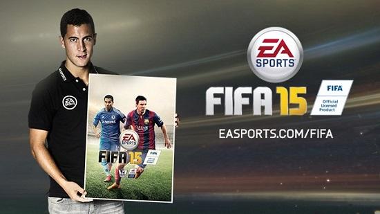 """EA SPORTS - официальный партнер """"Челси"""""""