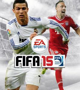 FIFA 15 первое видео