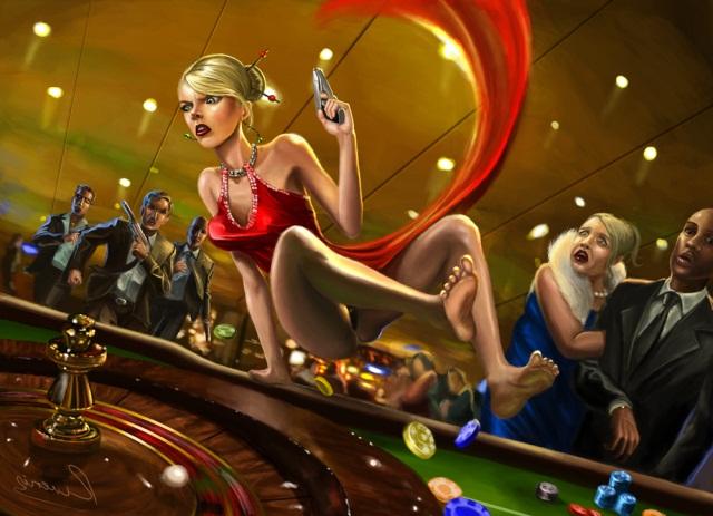 Игровые Автоматы Лас Вегаса