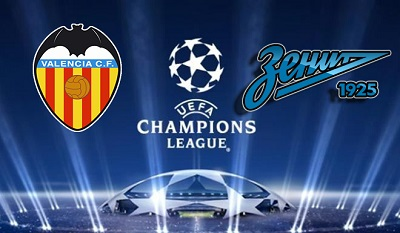 Прогноз на матч «Валенсия» - «Зенит» 16 сентября 2015 года