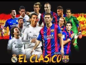 Прогноз на матч «Реал» - «Барселона» 21 ноября 2015 года