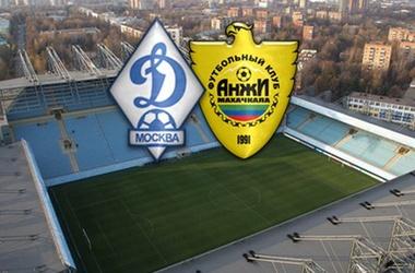 Прогноз на матч «Динамо» - «Анжи» 4 декабря 2015 года