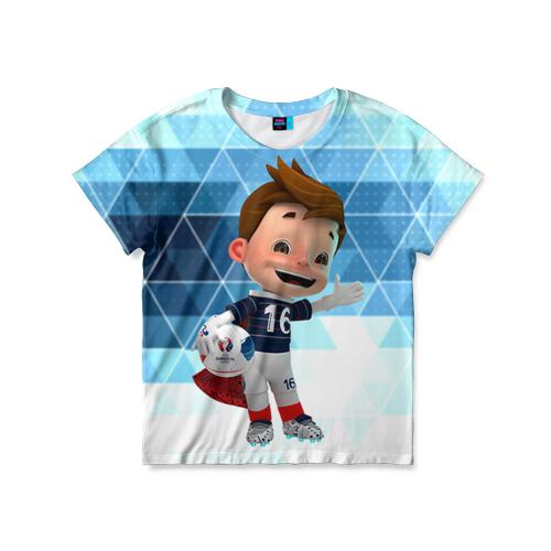 Детская футболка Евро 2016