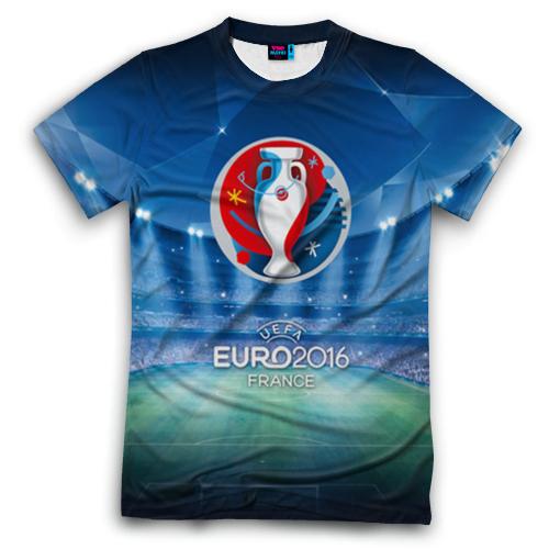 Футболка Euro 2016