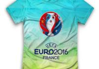 Футболка Евро 2016