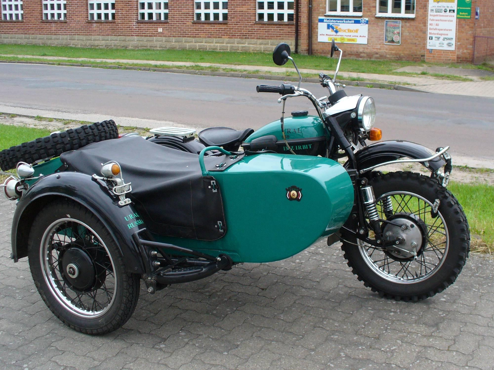 Мотоциклы Урал - обзор модельного ряда (цены, фото и ...
