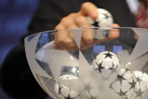 Жеребьевка ЛЧ Image: Жеребьевка Лиги Чемпионов UEFA 2014/2015